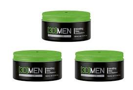 Schwarzkopf Professional 3D Men Molding Wax 3x 100ml