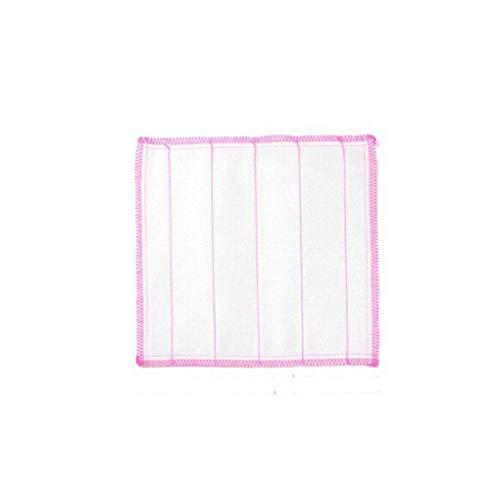 DYHM putztücher 5 Stücke Fünf Schicht Baumwolle Gaze Saugfähigen Spültuch Küche Platte Schüssel Reinigung Waschen Handtuch Ölfrei -