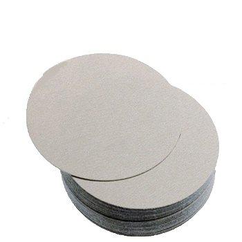 Preisvergleich Produktbild 10 Stück 75mm Smirdex Schleifscheiben für Exzenterschleifer Körnung 3000er