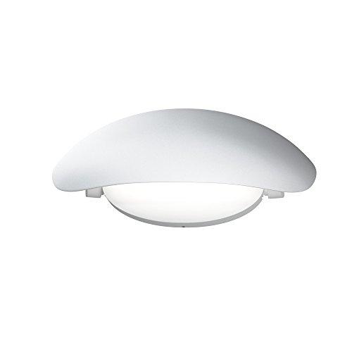 Osram LED Wand- und Deckenleuchte, Leuchte für Außenanwendungen, Warmweiß, 84,0 mm x 259,0 mm x 114,0 mm, Endura Style Cover
