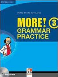 New more! Grammar practice. Per la Scuola media. Con espansione online: 3