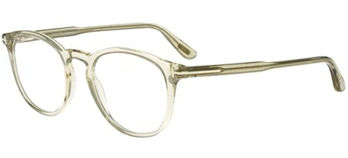 Tom Ford Unisex-Erwachsene Ft5401 Brillengestelle, Grau (GRIGIO), 49