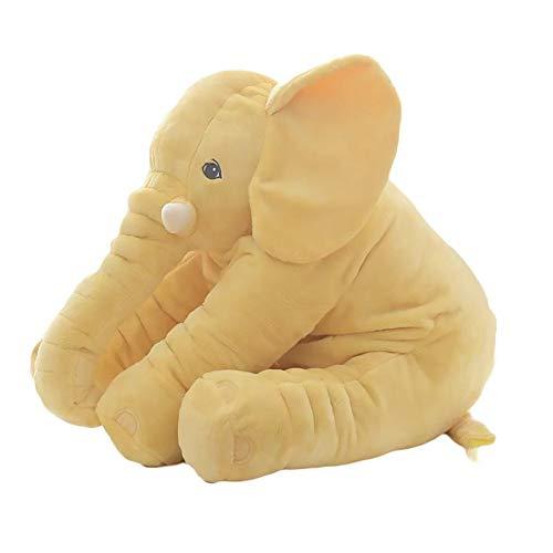 MapleHome Almohada de Elefante Almohada de Animal Lindo Almohada de Elefante Dormir...