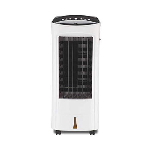 NZ-fan Fans 4-in-1-Luftkühler, Heizung, Luftbefeuchter, Luftreiniger, Weiß