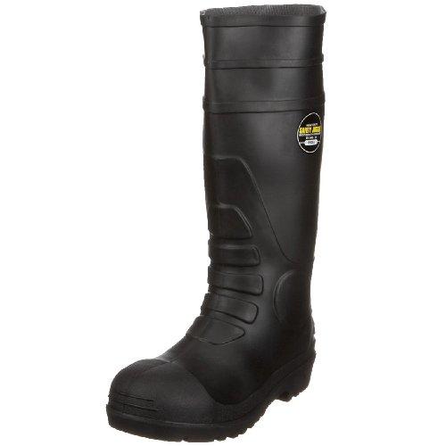Safety Jogger HERCULES, Unisex - Erwachsene Arbeits & Sicherheitsschuhe S5, Schwarz, 43