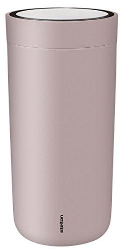 Stelton 580-11 To Go Click - Isolierbecher - 0.34 l. - lavendel matt 9 x 9 x 1,8 cm