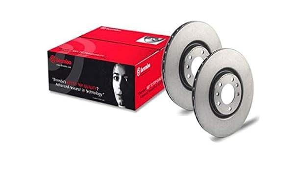 Disco Freno Anteriore con verniciatura UV Set di 2 dischi Brembo 09.4939.31