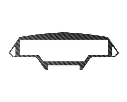 jollify carbone Carbone Compteur Façade Cover pour Kawasaki Z1000xvz10000/102010de jcc434