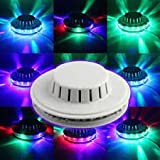 48 LED Auto Rotating Party Lighting Sunflower LED Lights Diwali