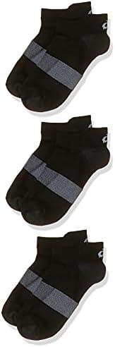 Asics Unisex 3Ppk Lyte Sock Socks