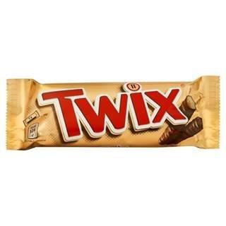 TWIX Standard (Twin) 50G x Case of 32