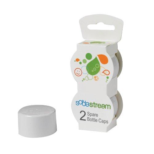 SodaStream Bottle Caps, White, by SodaStream