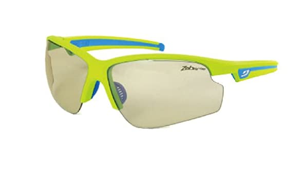 885c11f04e55f2 Julbo Ultra Zebra Light SF Pol3+ SGL Occhiali da Sole, Verde (3016)   Amazon.it  Sport e tempo libero