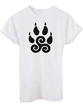 T-Shirt ZAMPA LUPO - by iMage