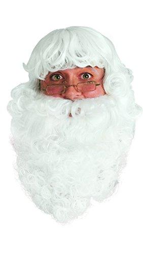 Rubie 's-p16002073-Zubehör-kostüm-Bart Erwachsene von Vater (Rubies Weihnachtsmann Kostüm)