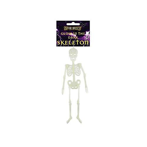 Glow in the dark skelet (32 cm) (Ideen Dekorationen In Glow Dark The)
