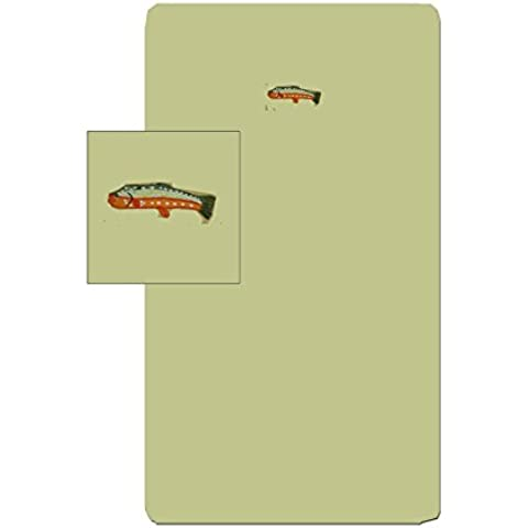 BELLACOR SHCFFSH Fly Fishing Sheet Set Crib 76.2cm x 127cm