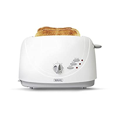 Wahl 2 Slice Toaster Cool Touch White ZX515