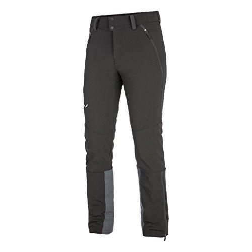 Salewa Herren Sesvenna Skitour Dst Hose, Black Out, XL