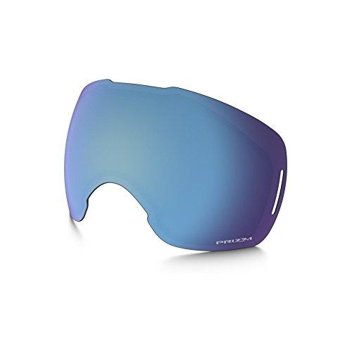 Oakley Airbrake Substitution Linses Ski Mixed Erwachsener, Rot (Prizm Sapphire Iridium)