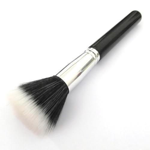 trucco-duo-fiber-stippling-minerale-pennello-blush-fondazione-polvere-bellezza