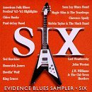 Evidence Blues Sampler by Various Evidence Artists (1998-11-05)