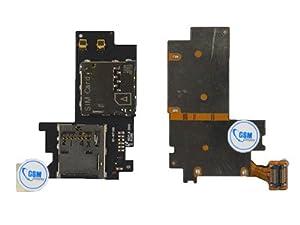 SIM Karten Leser für Samsung Galaxy Note 2 N7100 Micro SD Karten Cardreader