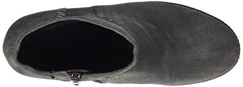 Gabor Comfort Sport, Bottes Pour Femme Gris (39 Micro Gris Foncé)