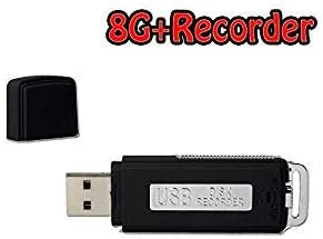 USB PENDRIVE VOICE RECORDER WITH 8GB INTERNAL MEMORY. Original brand (By MatLogix)