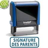 Trodat X-Print SIGNATURE DES PARENTS