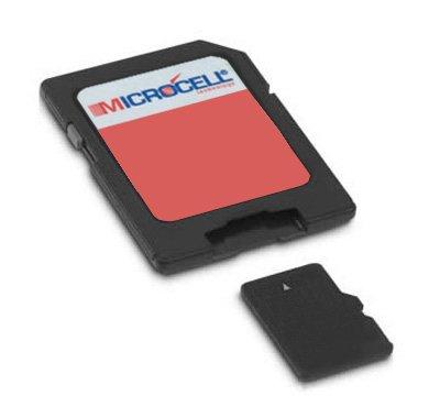 Produktbild yayago Microcell SD 32GB Speicherkarte / 32 gb micro sd karte für HTC One A9 / HTC One M9 und viele weitere Modelle