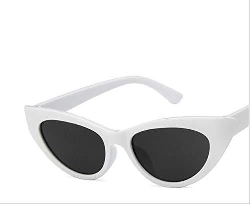 Kleine Sonnenbrille Männer Transparent Blau Rot Farbe Wild Style Sonnenbrille Für Frauen Oculos 6 -