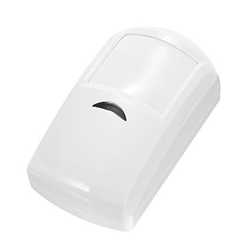OWSOO Sensor de Movimiento Inalámbrico PIR con Alarma 433MHz Detector