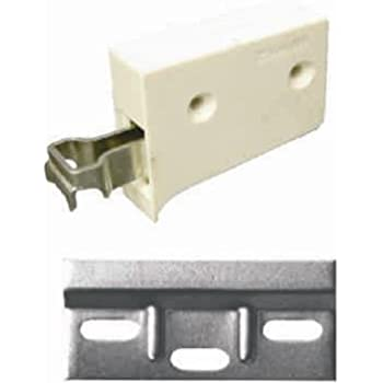 kitchen cabinet hanging bracket wall mounting rail cabinet hangers amp wall brackets co uk kitchen amp home 18850