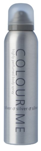milton-lloyd couleur argent Me Spray Corporel, 150 ml