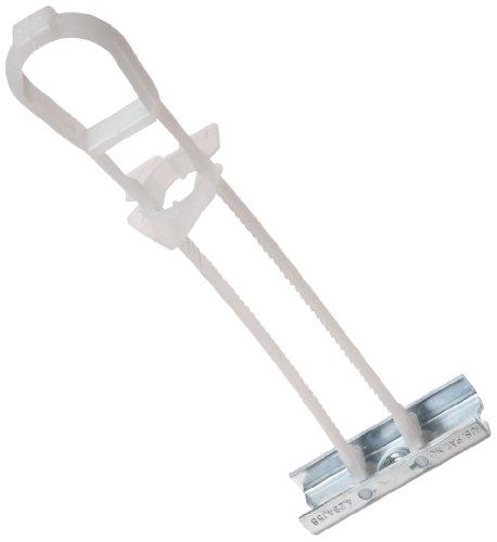 Robuste snaptoggle werden Toggle Anker, verzinkter Stahl Kanal, Made in US, 3/20,3cm zu 2-1/5,1cm Grip Reihe, für 5/40,6cm-18UNC Verschluss Größe (25Stück) (Bolt Iii Generation)