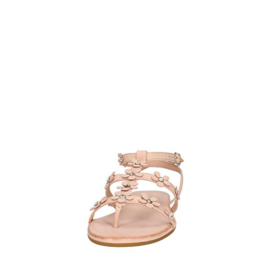 INUOVO Frauen Sandalen Schuhe 7158 BLACK Pink