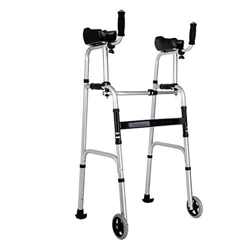 Caminante Andador YTN/Andador de pie, Andador Anciano con Asiento de bañera, con...