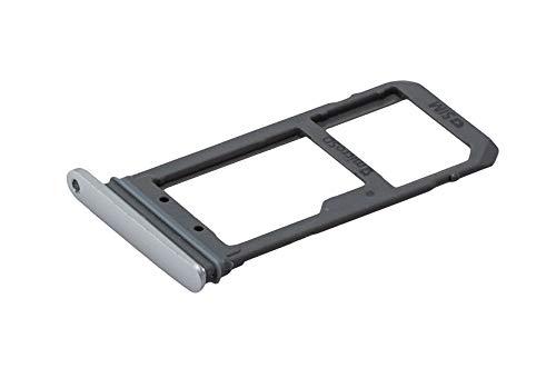 ICONIGON Ersatz für Galaxy S7 (SM-G930F) SIM/SD-Kartenhalter (Silber)