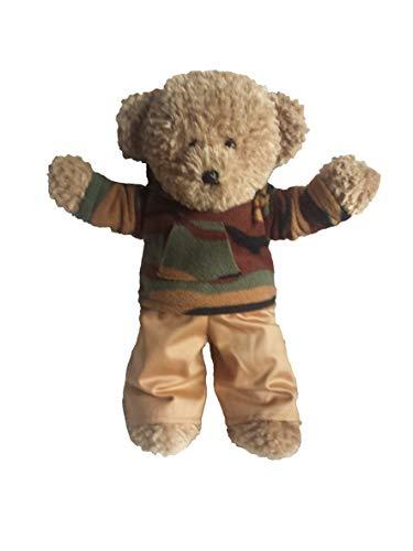 Camouflage Outfit geeignet für 40,6cm Build A Bear