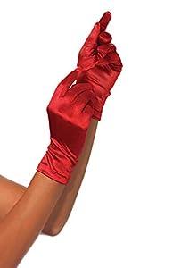 Leg Avenue- Mujer, Color rojo, Talla Única (EUR 36-40) (2B22003)