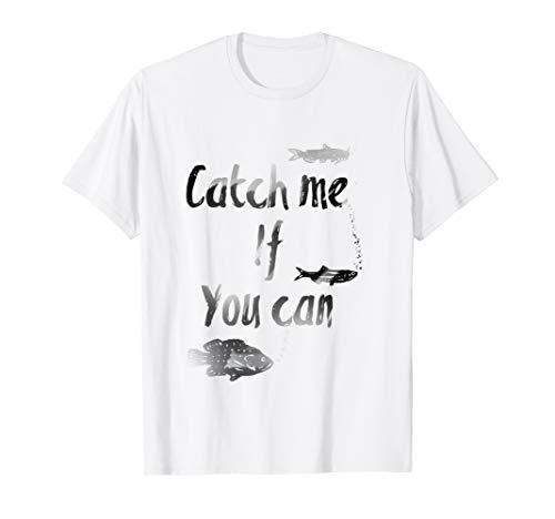 Fisch Design Angler T Shirt I Forelle I Barsch -