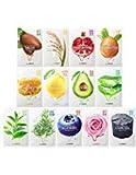 The saem Natural Facial Mask Sheet 21ml x 13 Sheets