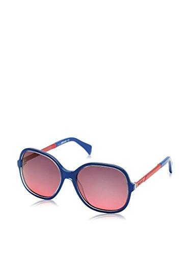 Just Cavalli Damen Jc653s Sonnenbrille, Blue, 57
