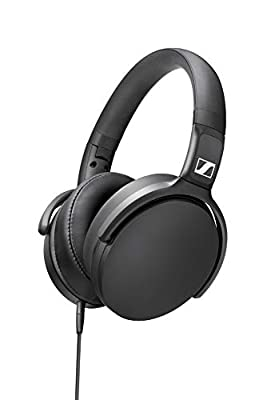 Sennheiser HD 400S Over-Ear Headphone with Smart Remote - Black