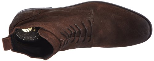 Hudson Swathmore, Boots homme Marron (Suede Brown)