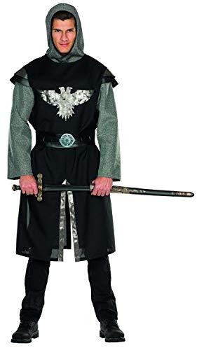 Rubie's Herren Kostüm Ritter Endres Mittelalter Märchen Fasching Karneval Mittelalter-Kostüm (50)