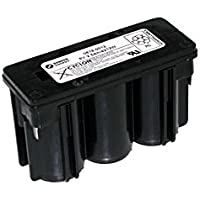 1x Cyclon batería de plomo 6V 2,5Ah libre de mantenimiento 0819–0012