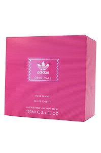 adidas Originals pour femme Eau de Toilette, Natural Spray, Vapo, 100 ml