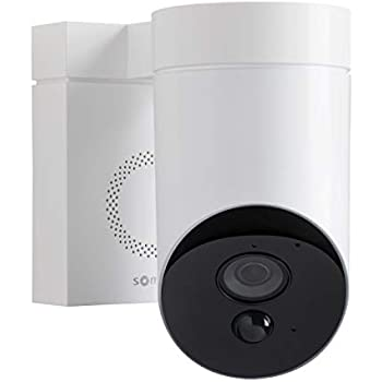 somfy 2401560 outdoor camera cam ra de surveillance. Black Bedroom Furniture Sets. Home Design Ideas